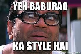 paresh rawal dialogue in hera pheri