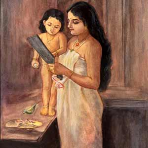 ravi varma painting