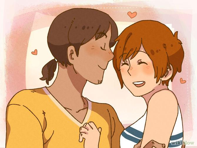 boy friend and girlfriend