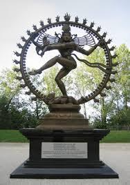nataraja statue at CERN