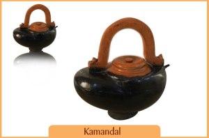 kamandalu water pot