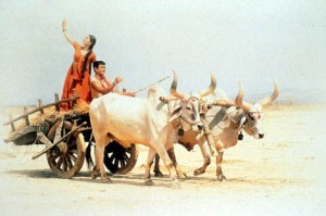 garcy singh and aamir khan in lagaan